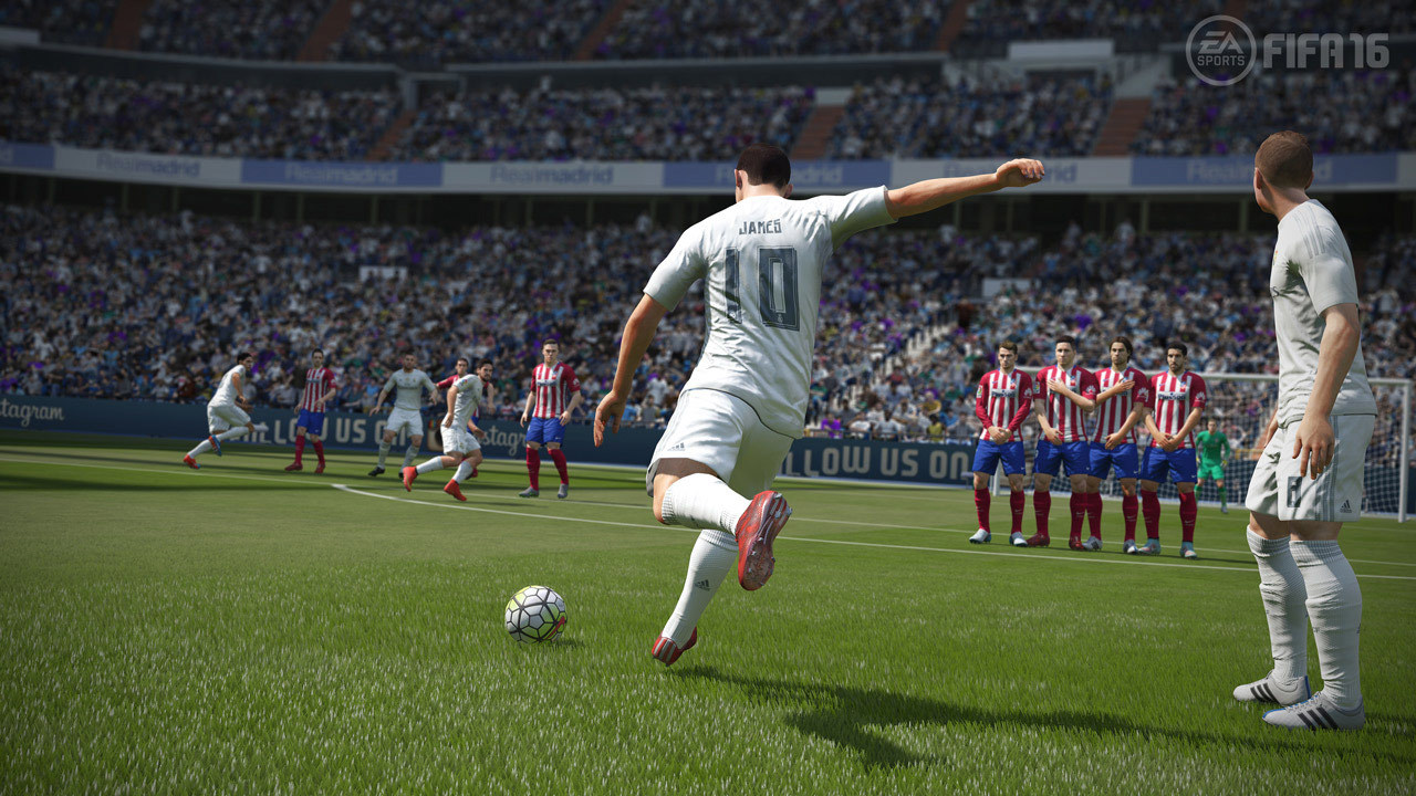 EA SPORTS FIFA 16 Review Screenshot 2