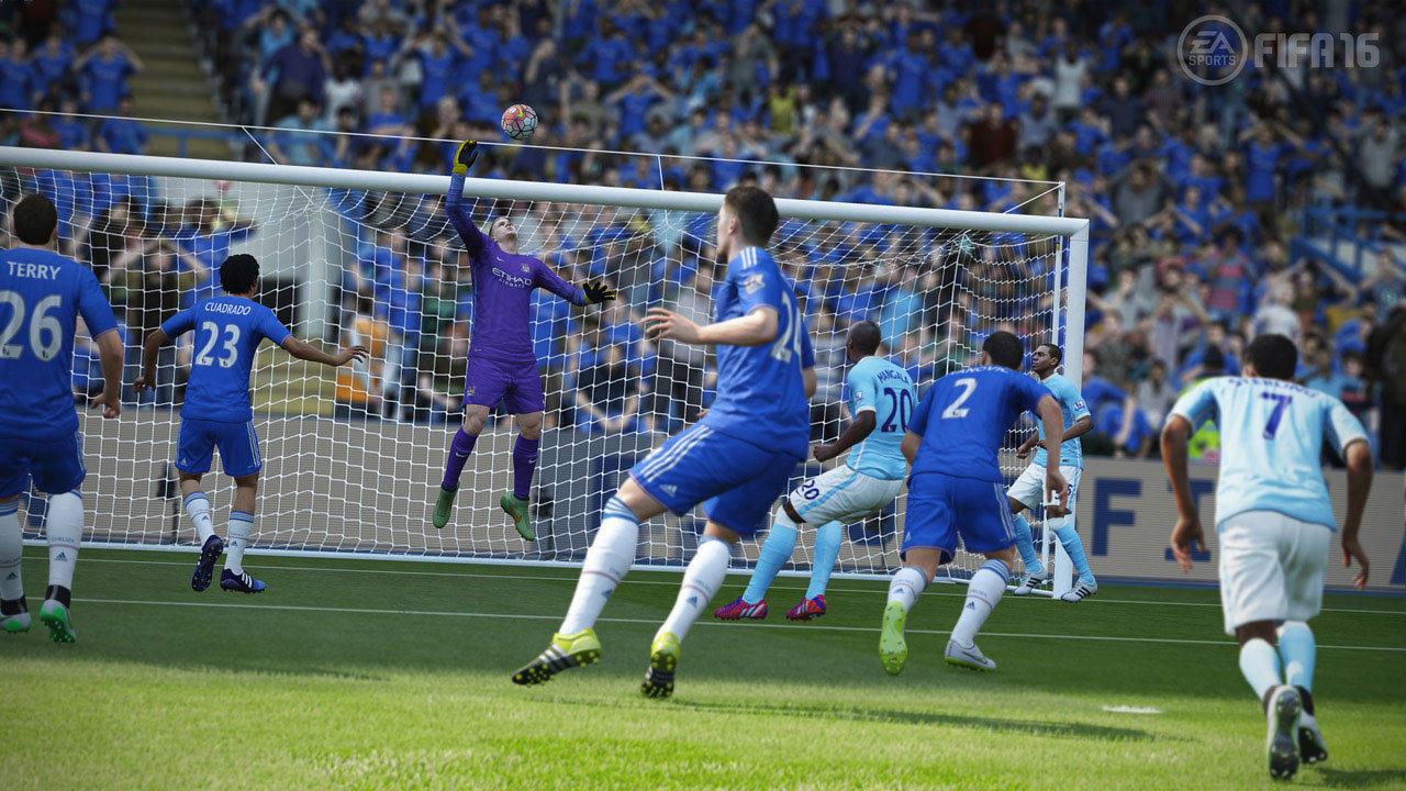 EA SPORTS FIFA 16 Review Screenshot 3