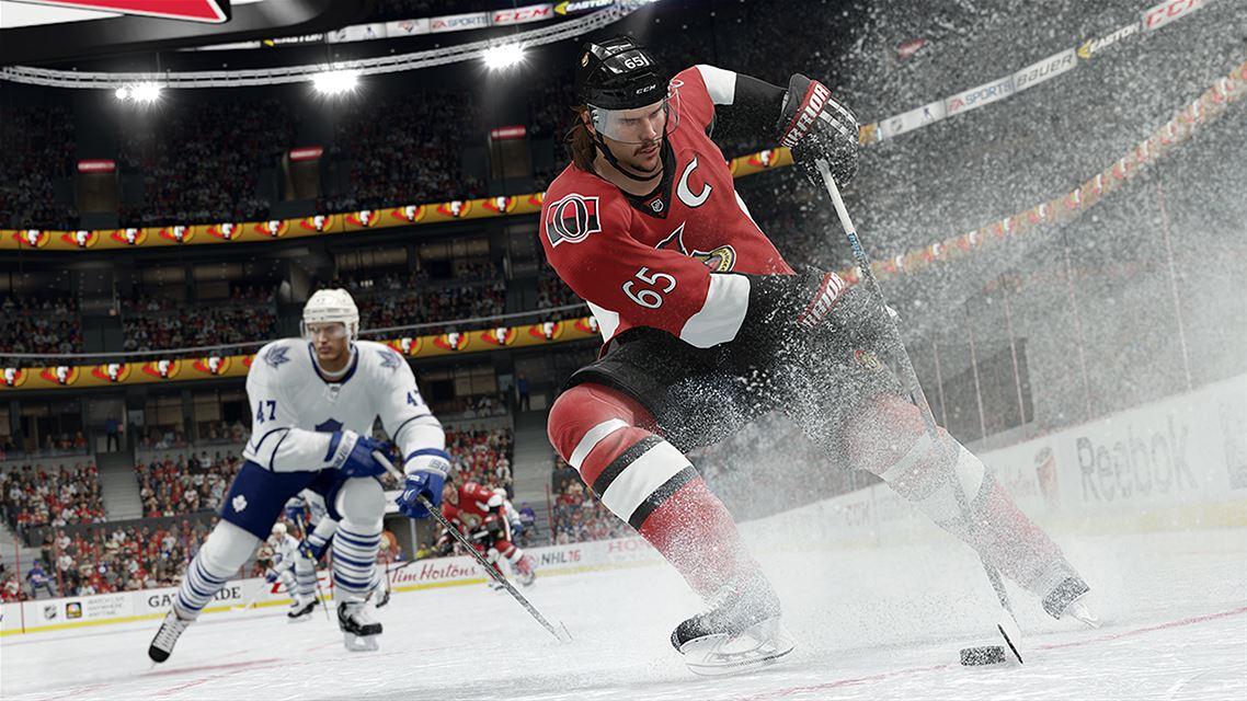 EA SPORTS NHL 16 Review Screenshot 1