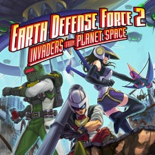 Earth Defense Force 2 Invaders from Planet Space Review