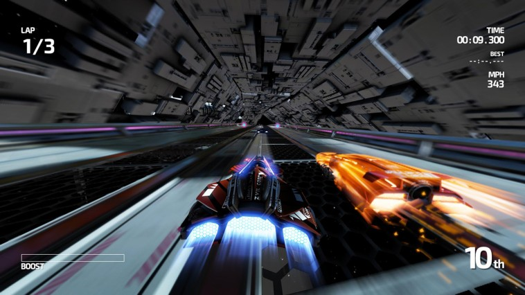 FAST Racing Neo Review Screenshot 1