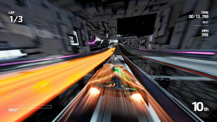 FAST Racing Neo Review Screenshot 3