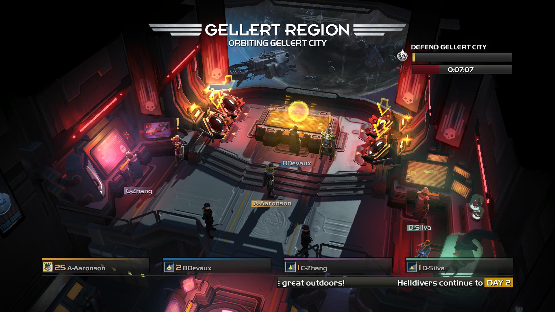 HELLDIVERS Review Screenshot 2