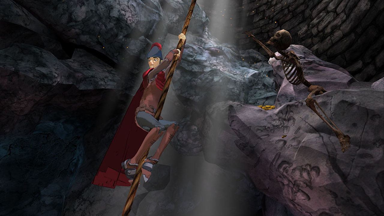King's Quest Chapter 1 A Knight to Remember Review Screenshot 1