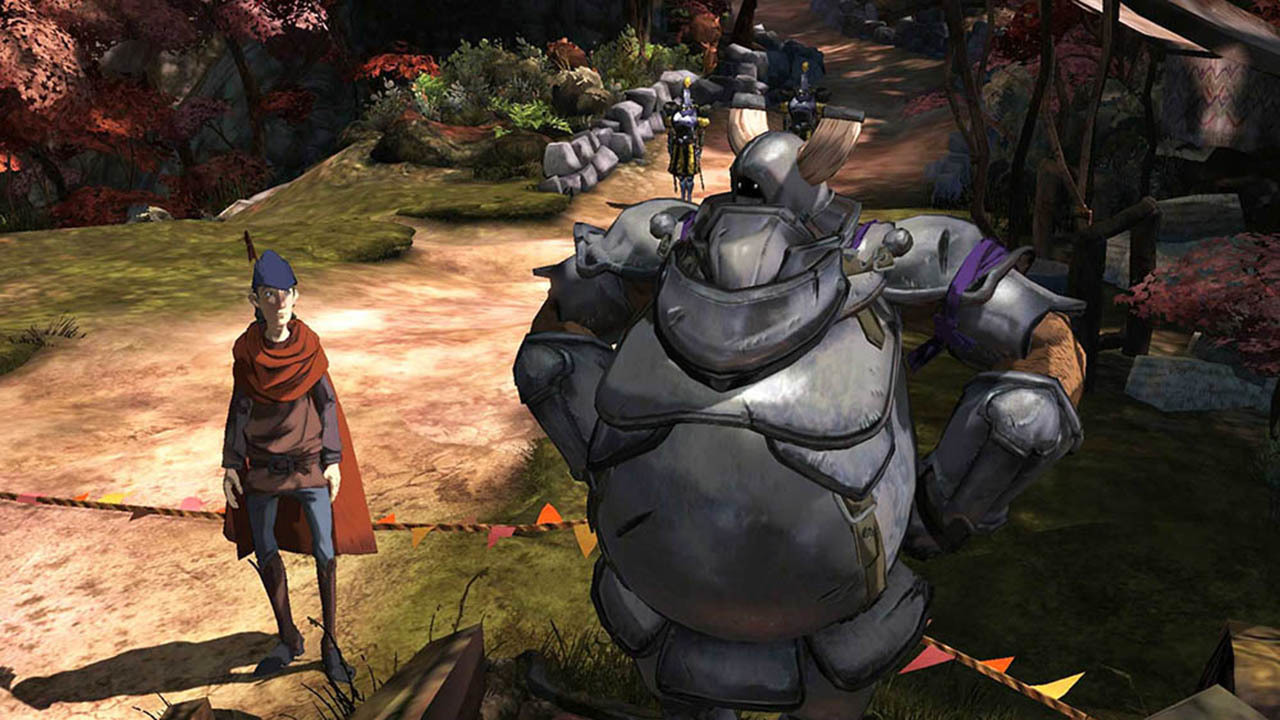 King's Quest Chapter 1 A Knight to Remember Review Screenshot 2
