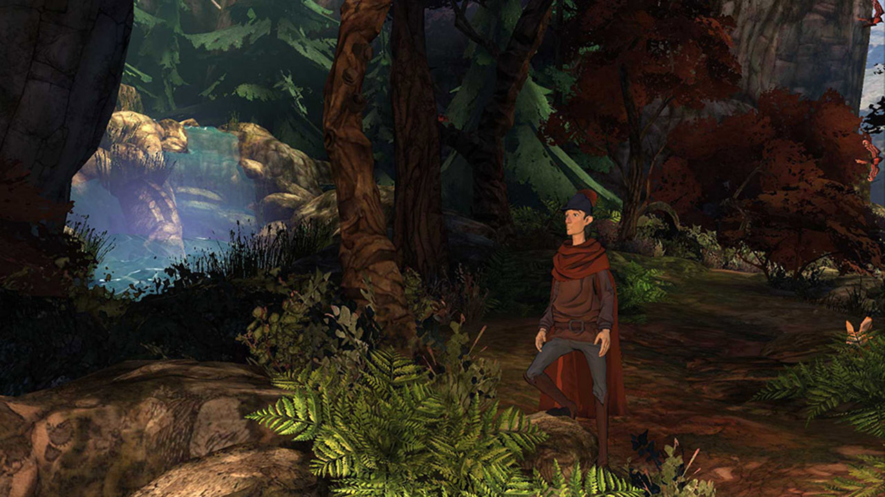 King's Quest Chapter 1 A Knight to Remember Review Screenshot 3