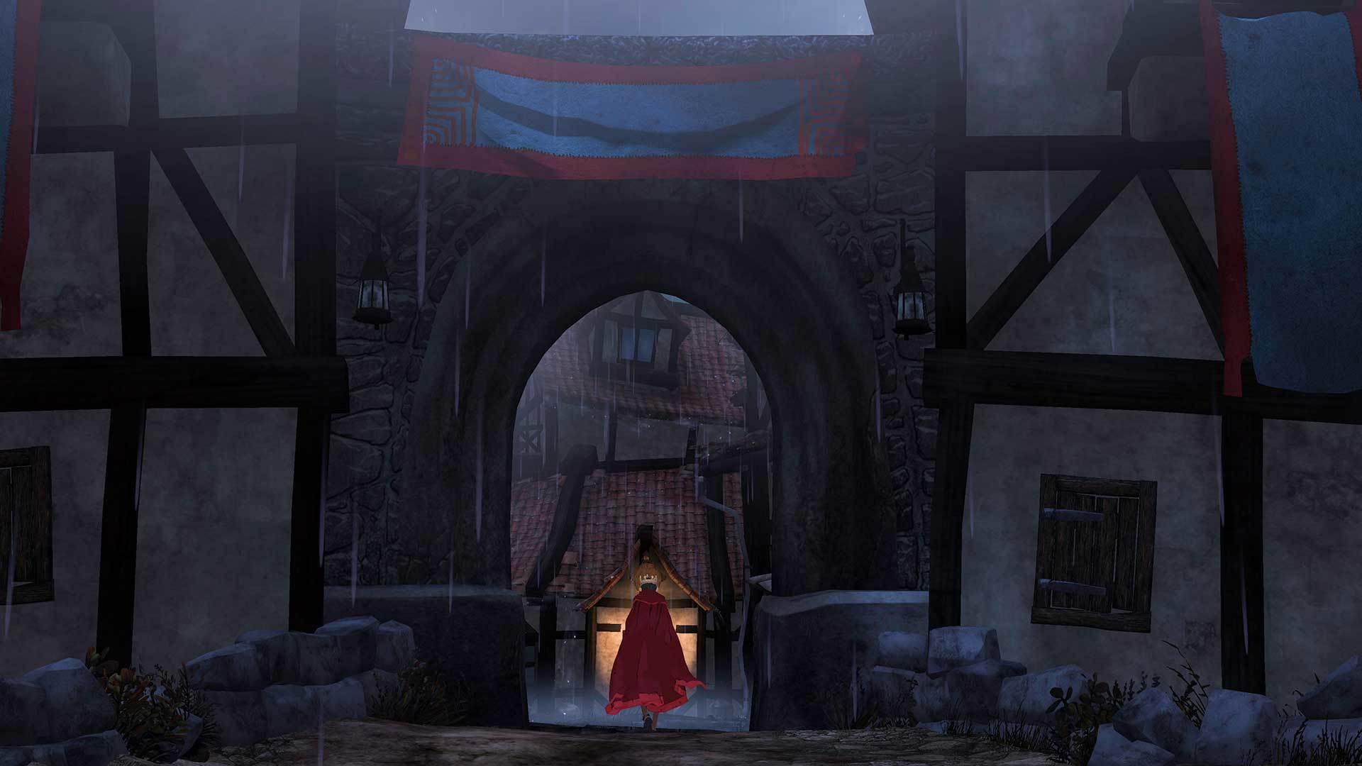 King's Quest Chapter 2 Rubble Without A Cause Review Screenshot 1