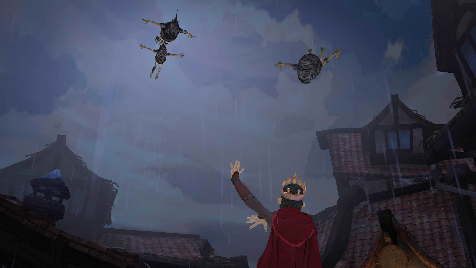 King's Quest Chapter 2 Rubble Without A Cause Review Screenshot 2