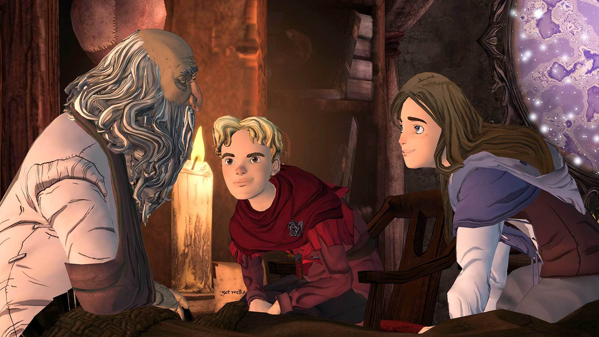 King's Quest Chapter 2 Rubble Without A Cause Review Screenshot 3