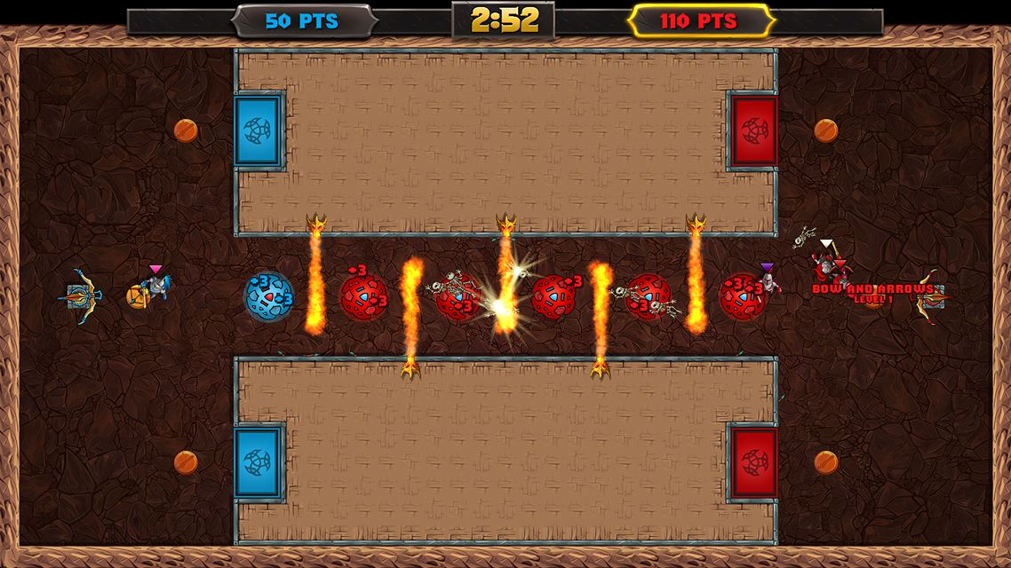 Knight Squad Review Screenshot 1