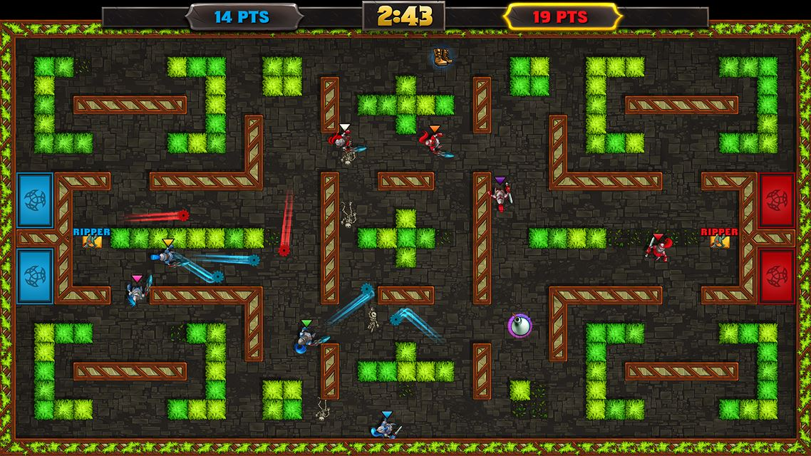 Knight Squad Review Screenshot 2