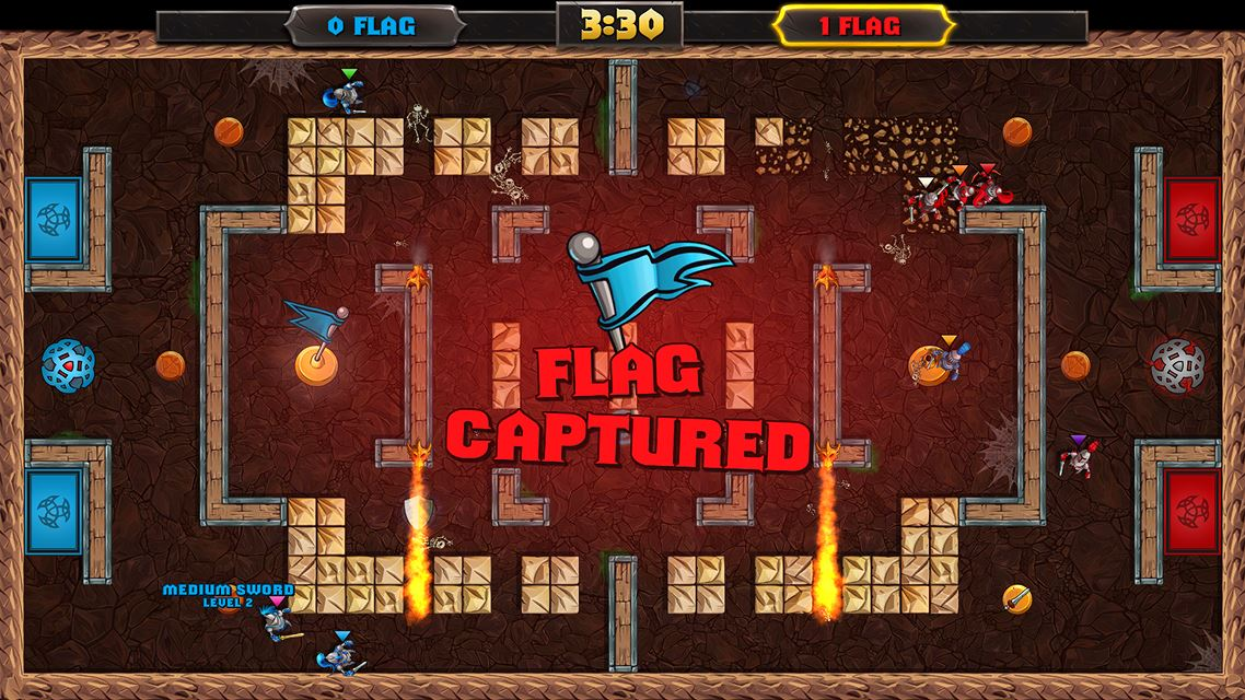 Knight Squad Review Screenshot 3