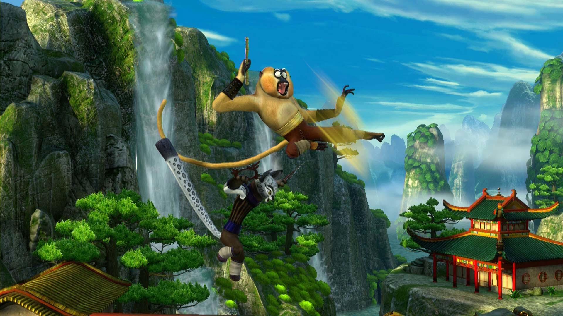 Kung Fu Panda Showdown of Legendary Legends Review Screenshot 2
