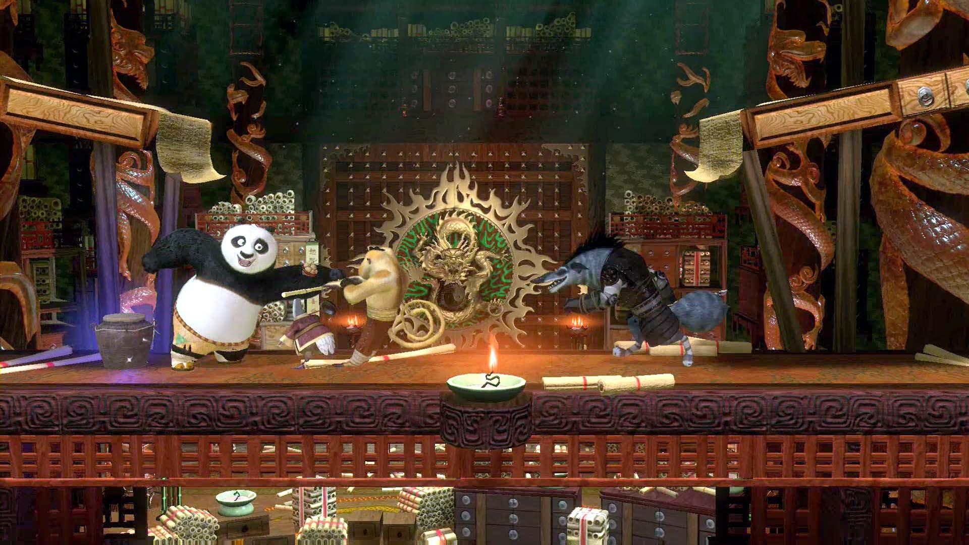 Kung Fu Panda Showdown of Legendary Legends Review Screenshot 3