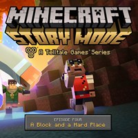Minecraft Story Mode A Telltale Games Series Episode 4 A Block and a Hard Place Review