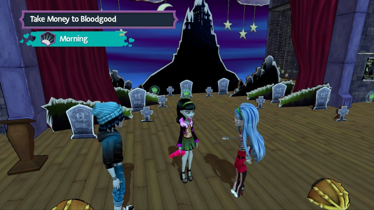 Monster High New Ghoul in School Review Screenshot 3