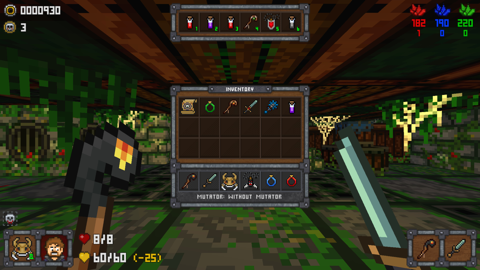 One More Dungeon Review Screenshot 2