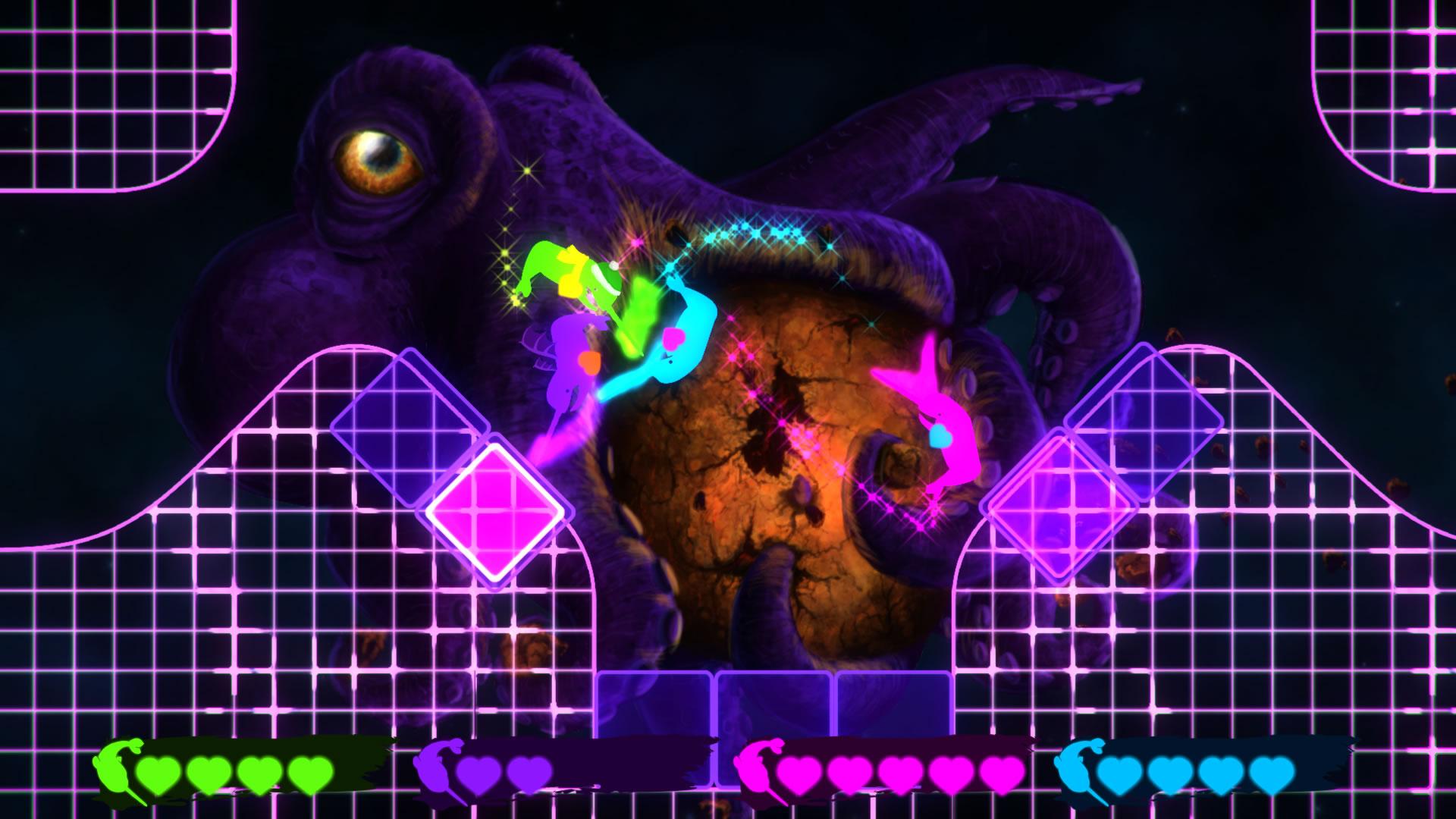 STARWHAL Wii U Screenshot 2
