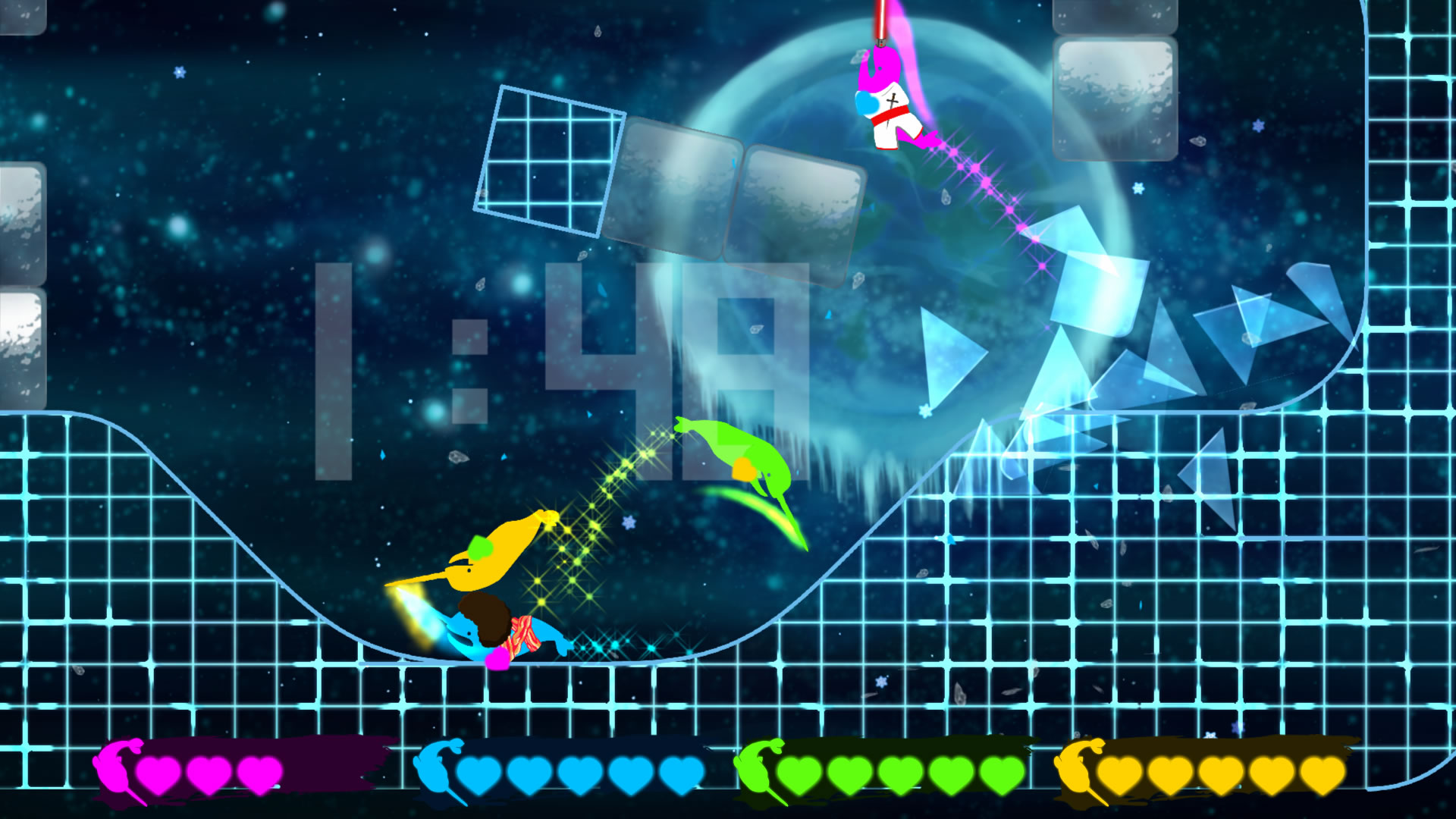 STARWHAL Wii U Screenshot 3