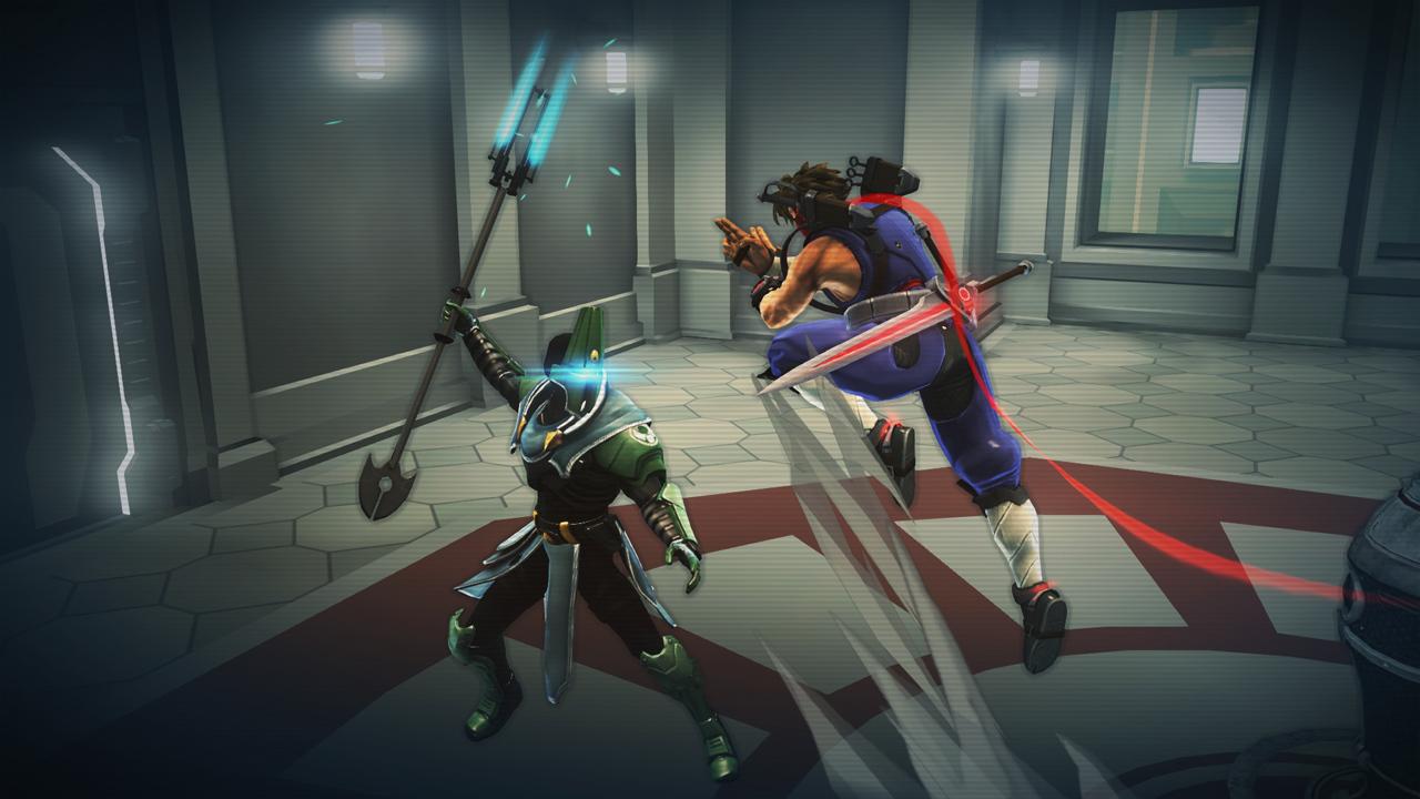 STRIDER Review Screenshot 1