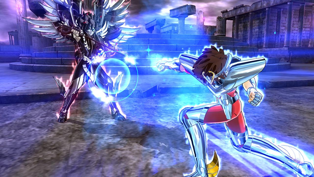 Saint Seiya Soldiers Soul Review Screenshot 3