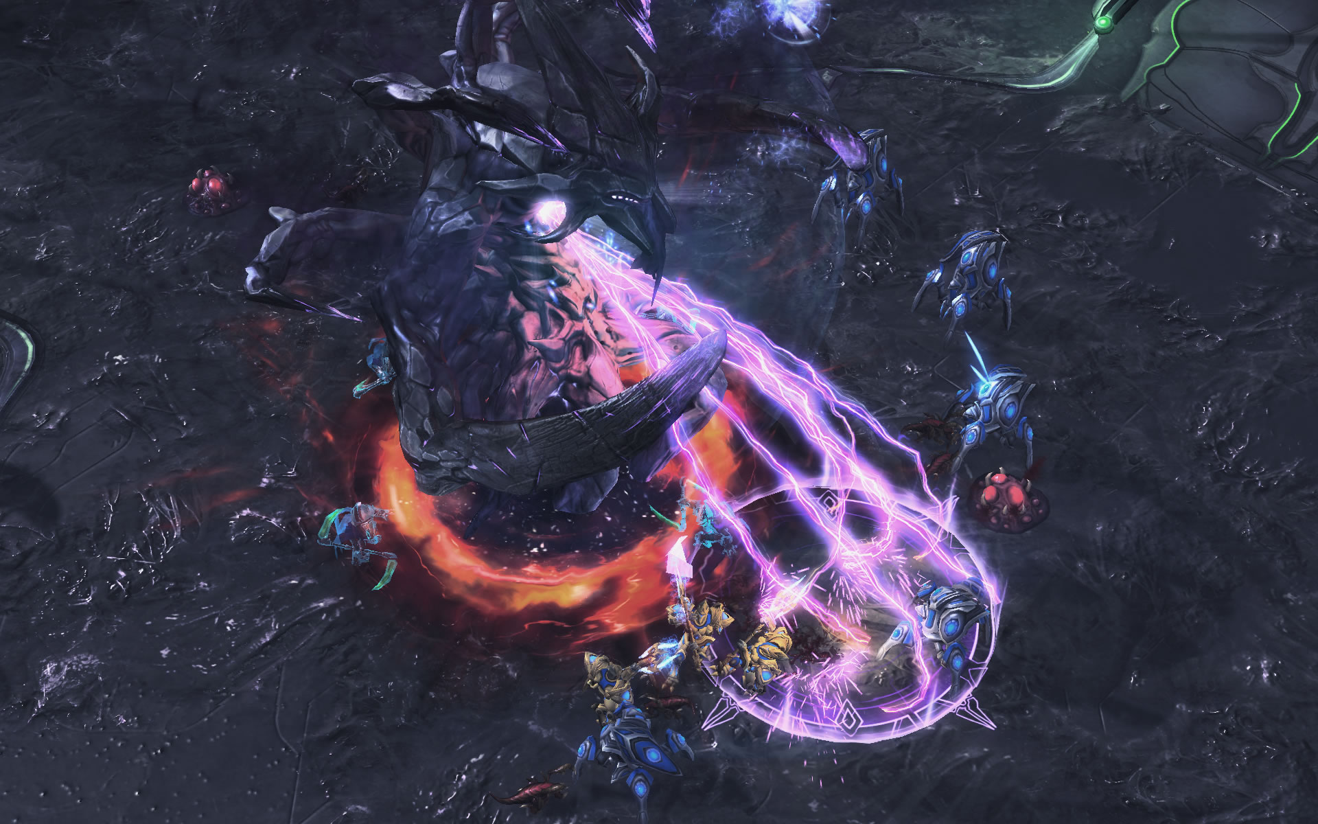 StarCraft II Legacy of the Void Review Screenshot 1