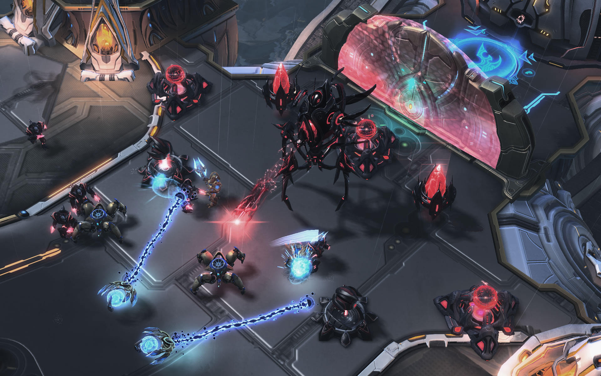StarCraft II Legacy of the Void Review Screenshot 2