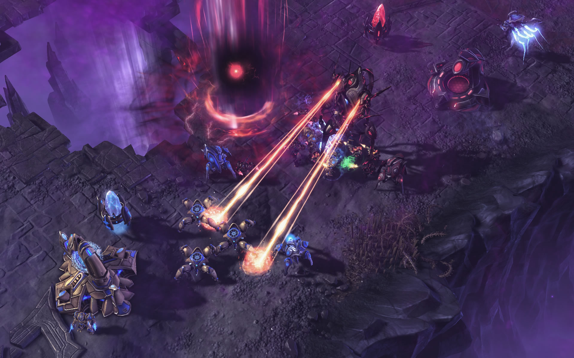 StarCraft II Legacy of the Void Review Screenshot 3