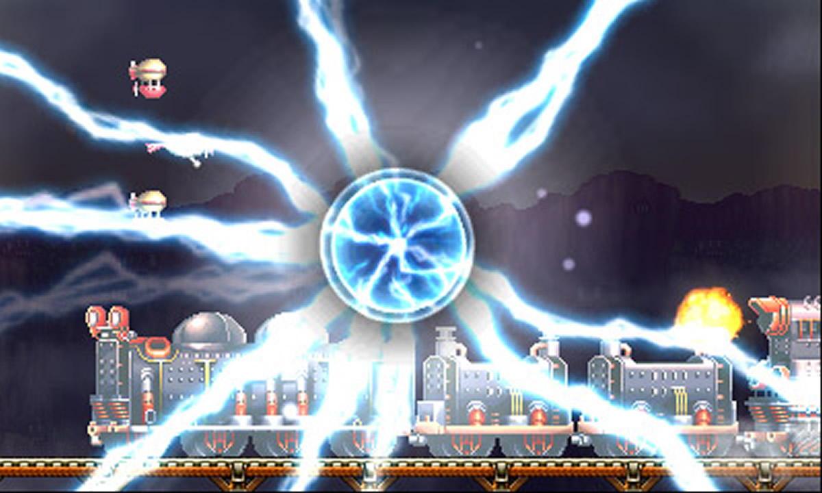 Steel Empire 3DS Review Screenshot 3