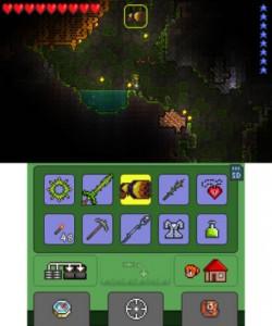 Terraria 3DS Review Screenshot 1