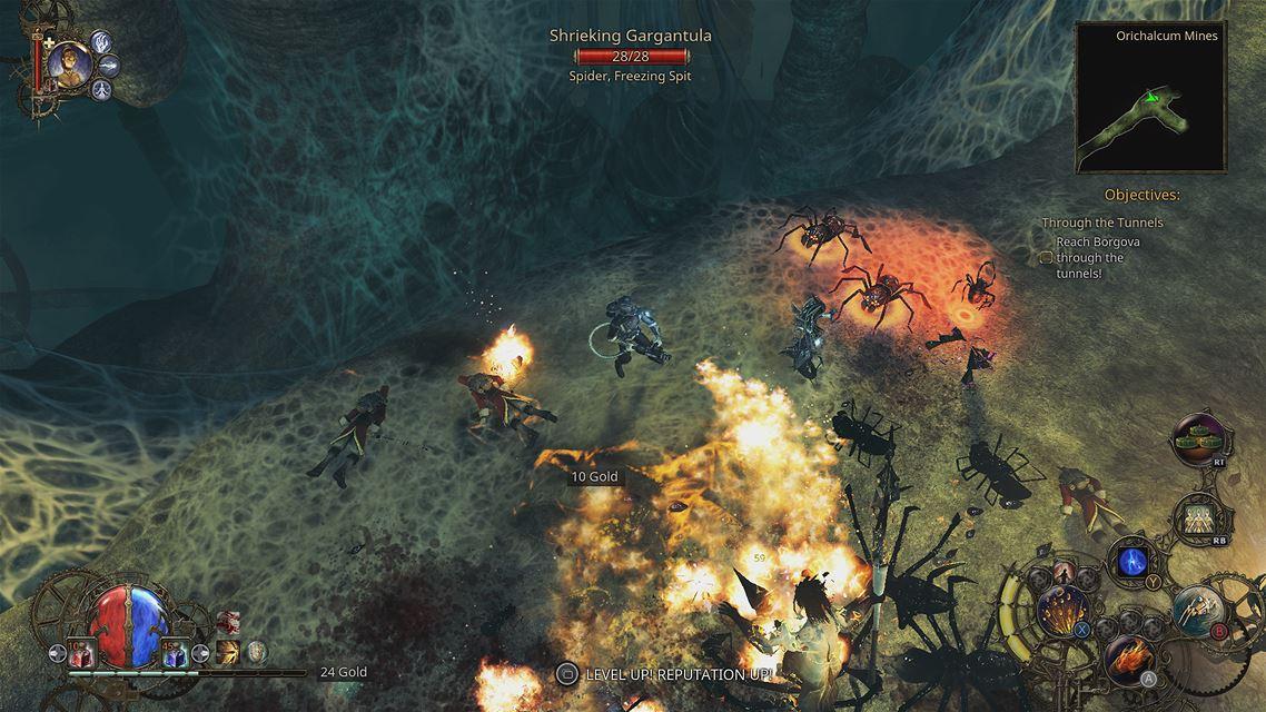 The Incredible Adventures Of Van Helsing Review Screenshot 1