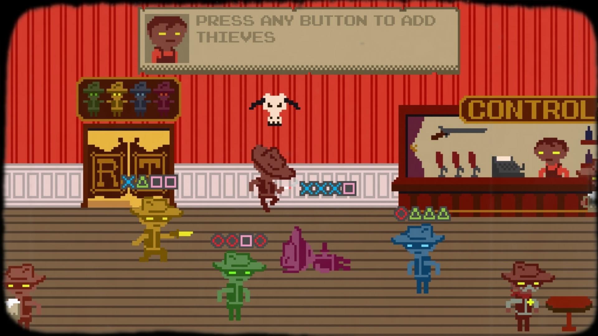 Thief Town Review Screenshot 1
