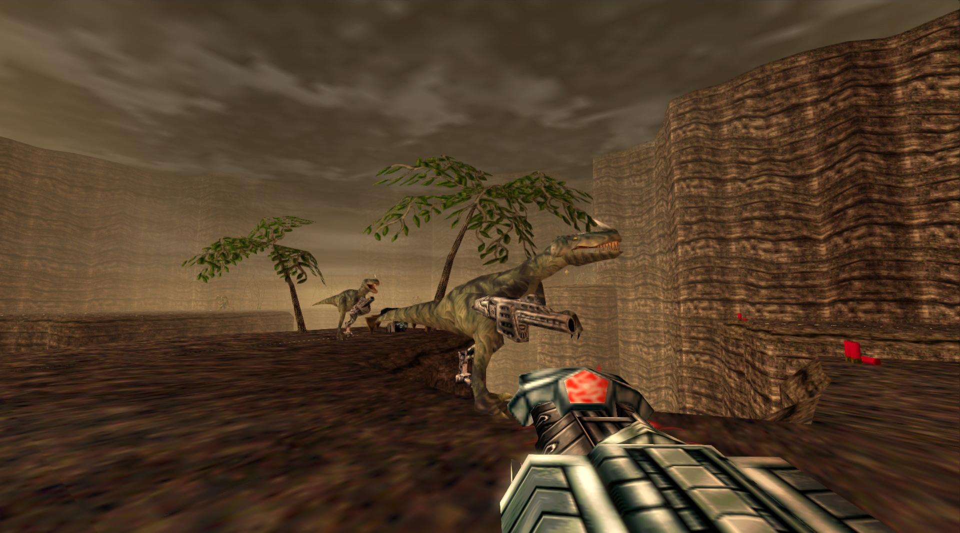 Turok PC Review Screenshot 2