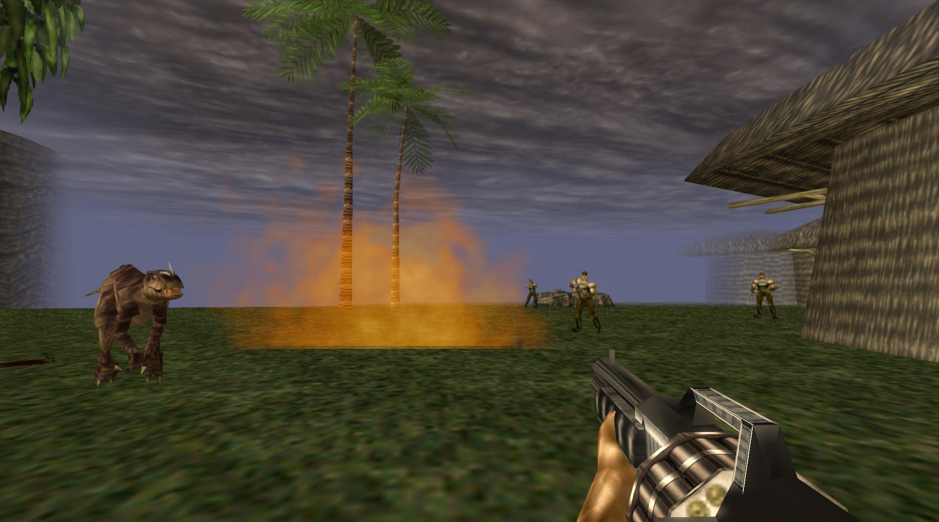 Turok PC Review Screenshot 3