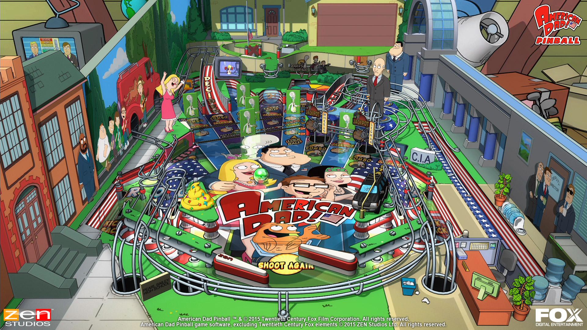 Zen Pinball 2 Balls of Glory Pinball Review Screenshot 2