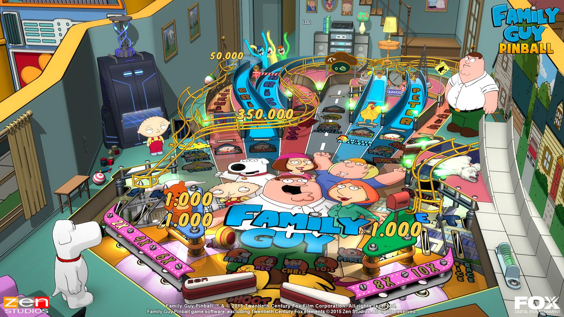 Zen Pinball 2 Balls of Glory Pinball Review Screenshot 3
