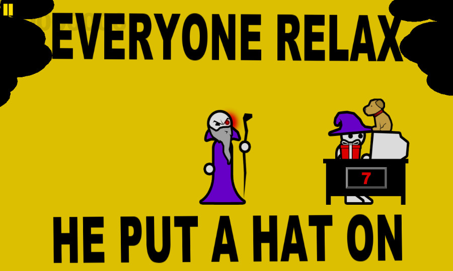 Zero Punctuation Hatfall Hatters Gonna Hat Edition Review Screenshot 1