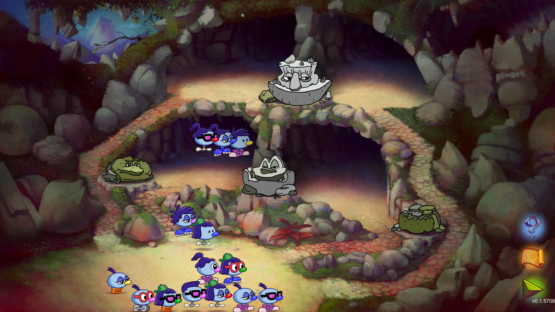 Zoombinis Review Screenshot 1