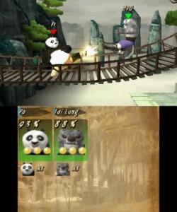 Kung Fu Panda: Showdown Of Legendary Legends 3DS Review