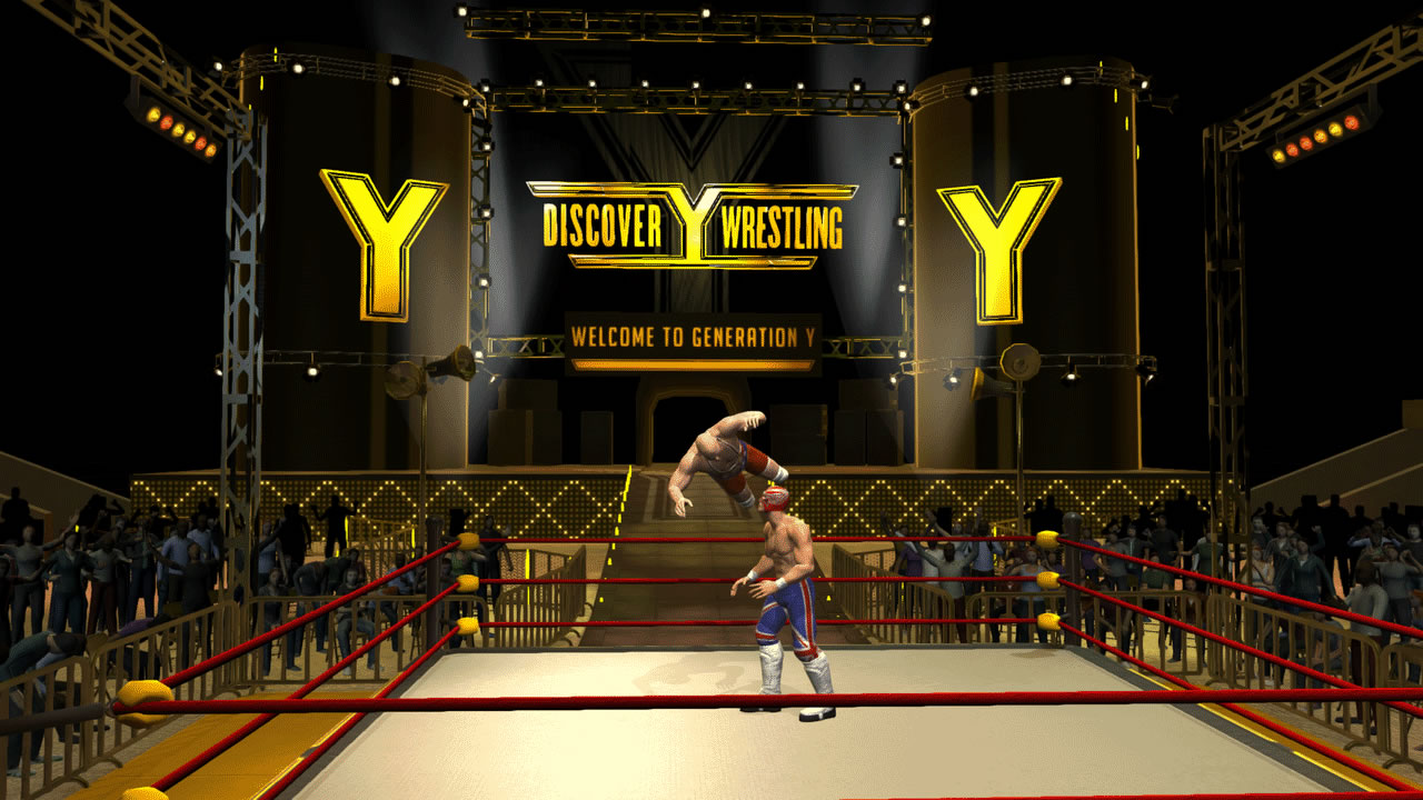 5 Star Wrestling ReGenesis Review Screenshot 1