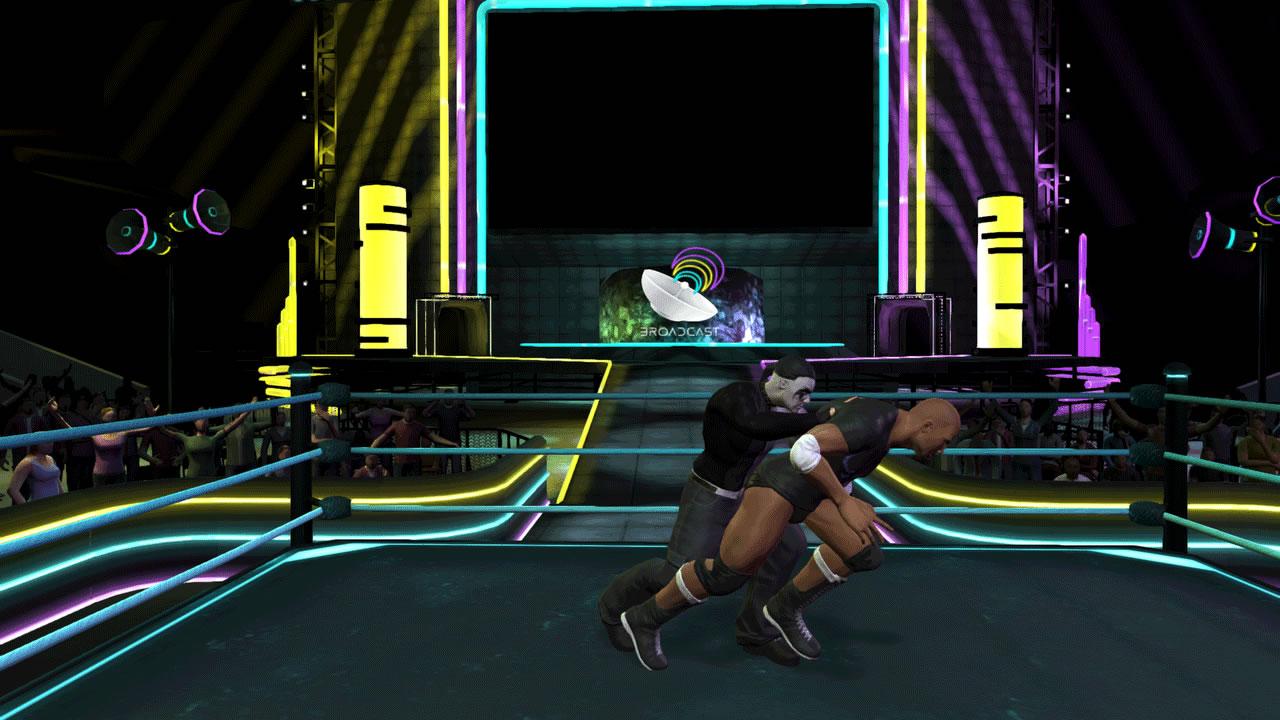5 Star Wrestling ReGenesis Review Screenshot 2