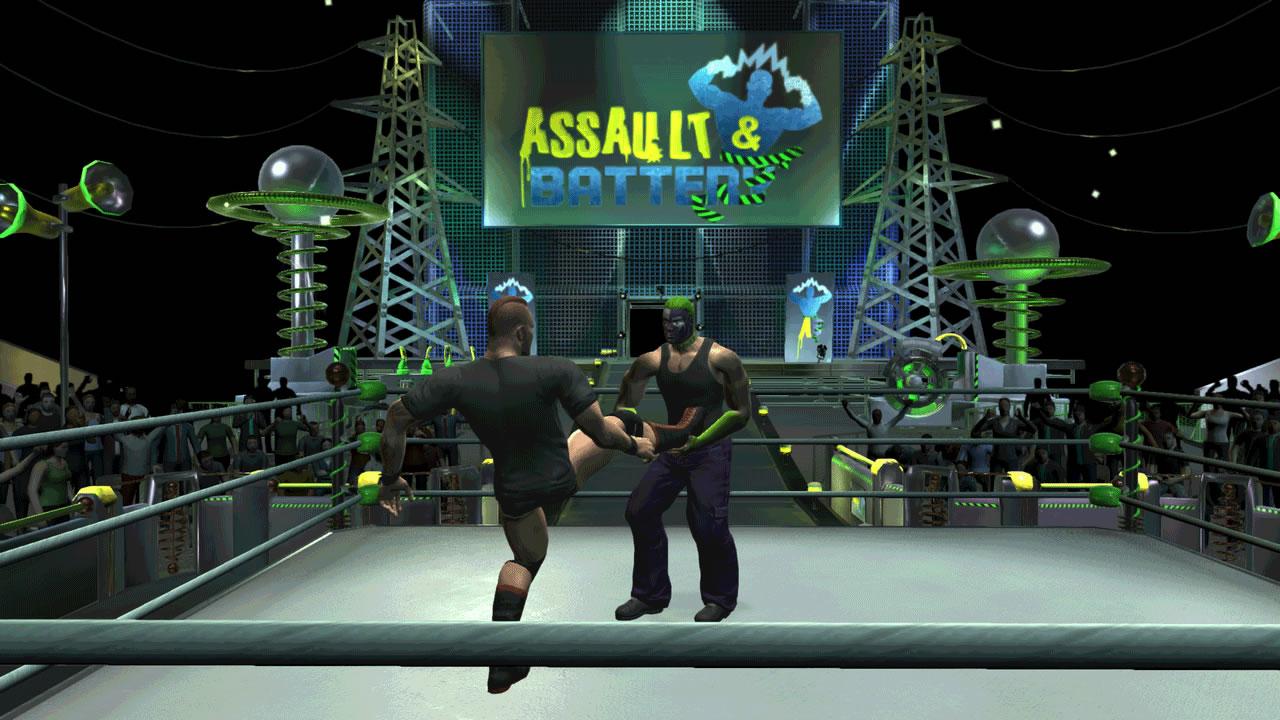 5 Star Wrestling ReGenesis Review Screenshot 3