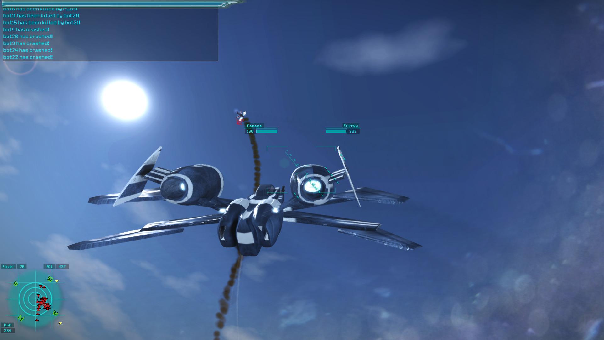 AX-EL - Air XenoDawn Review Screenshot 2