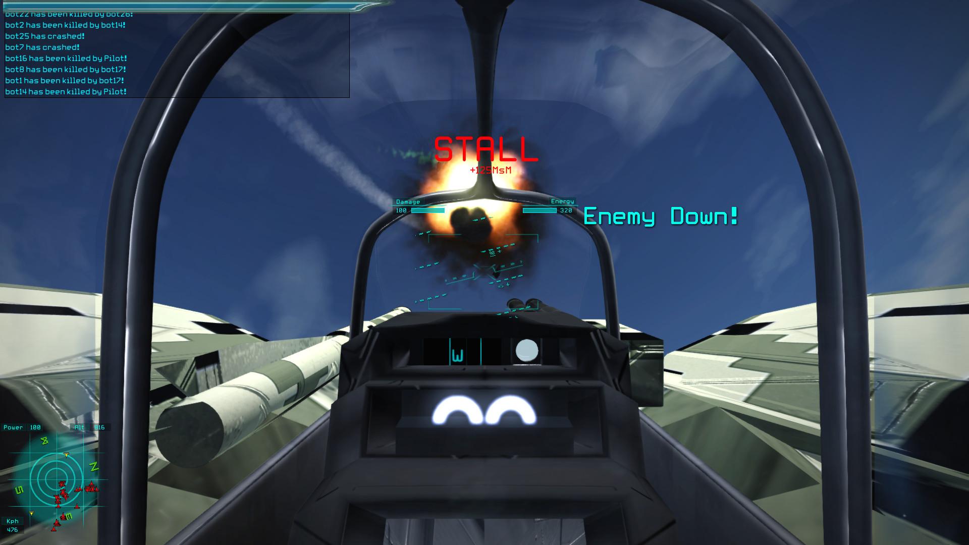 AX-EL - Air XenoDawn Review Screenshot 3