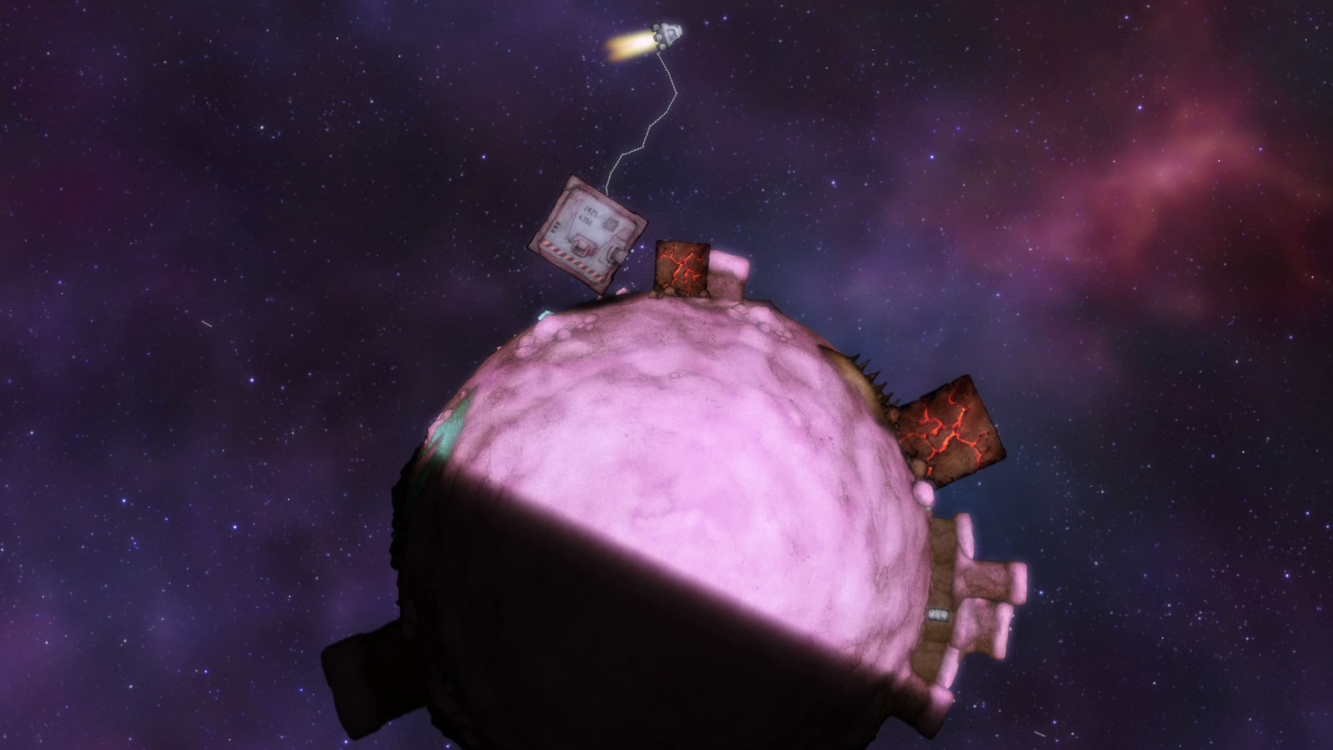 Amazing discoveries in outer space review brash games for Outer space 2016