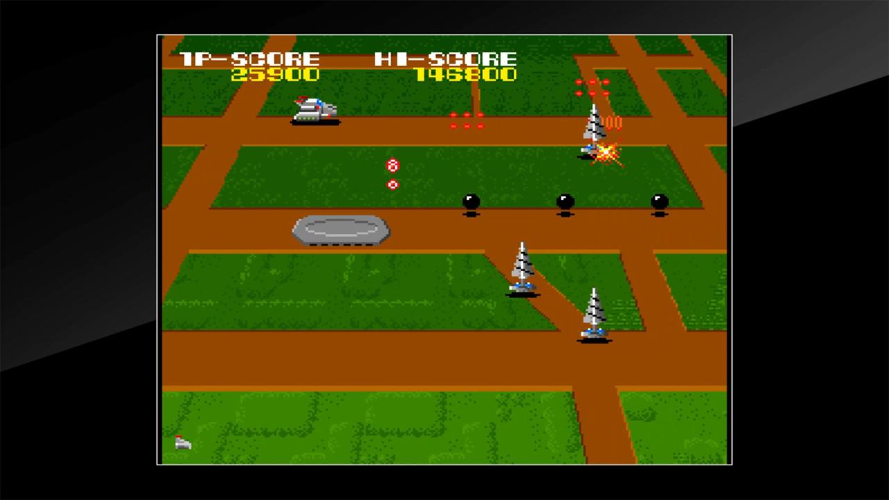 Arcade Archives MAGMAX Review Screenshot 3