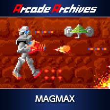 Arcade Archives MAGMAX Review