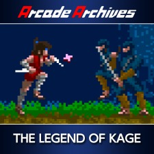 Arcade Archives THE LEGEND OF KAGE Review