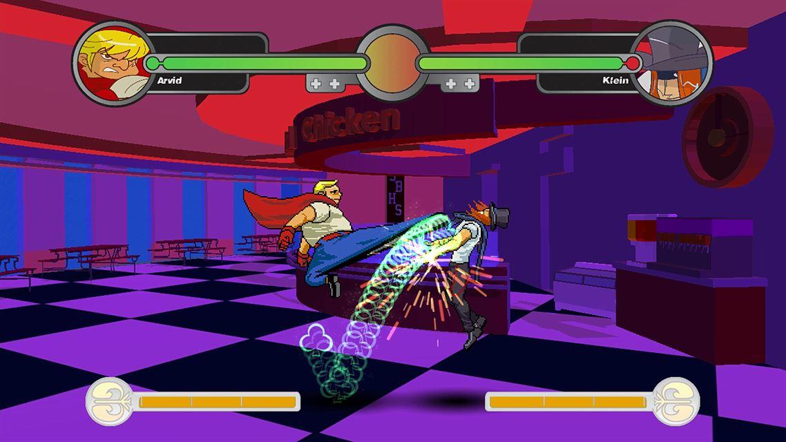 Battle High 2 A+ Review Screenshot 1