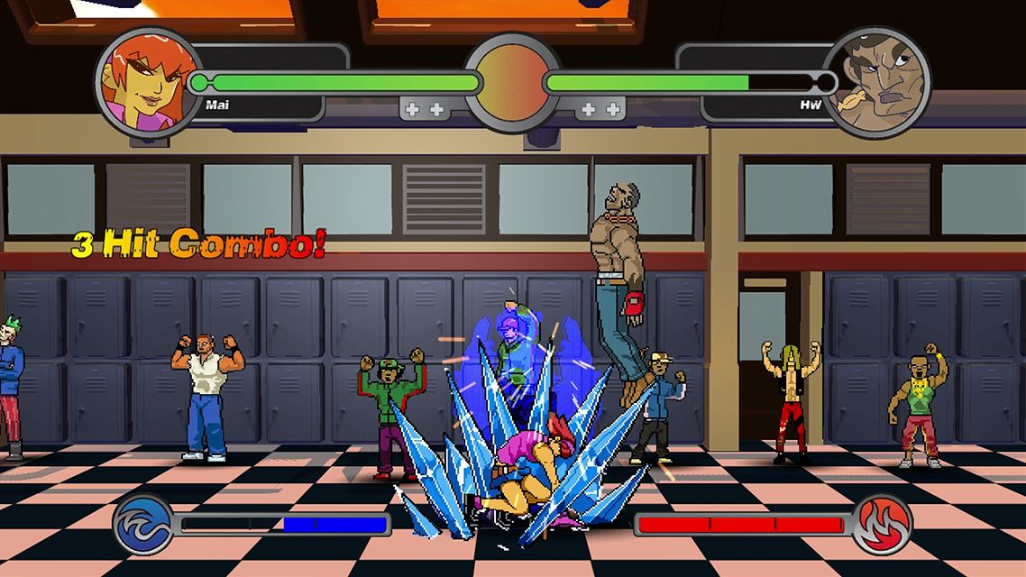 Battle High 2 A+ Review Screenshot 3